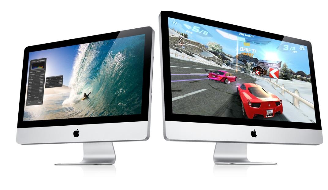 New iMac 2013
