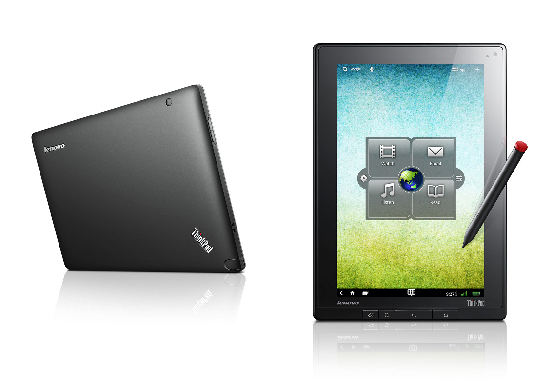 Lenovo Thinkpad Tablet Now Available To Pre Order