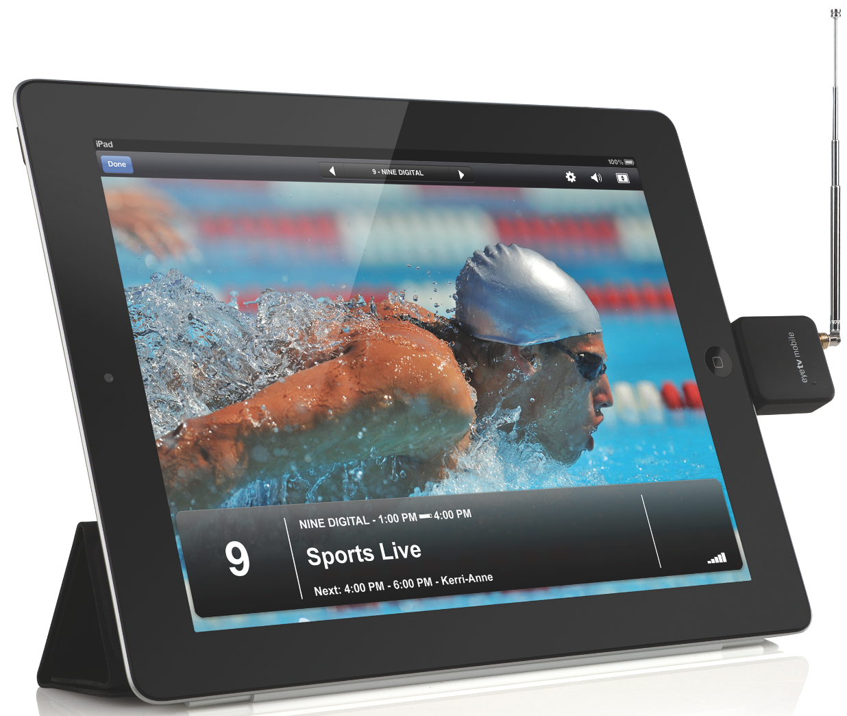 Elgato's EyeTV Mobile TV Tuner for iPad Coming this Month ...