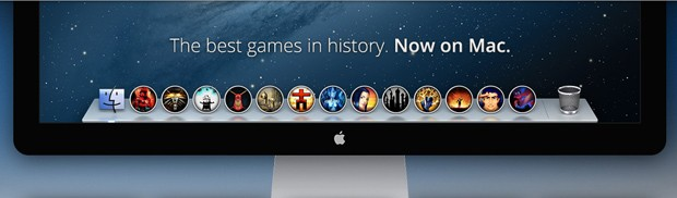 Good old Games for the Mac