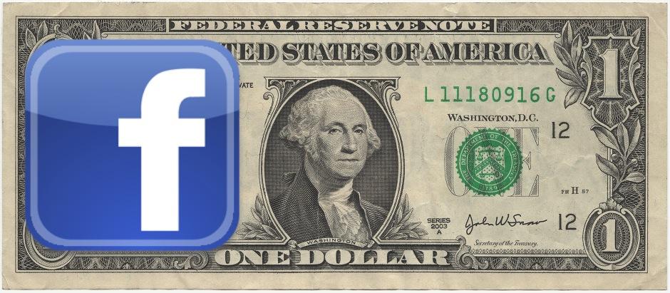 Facbook dollar
