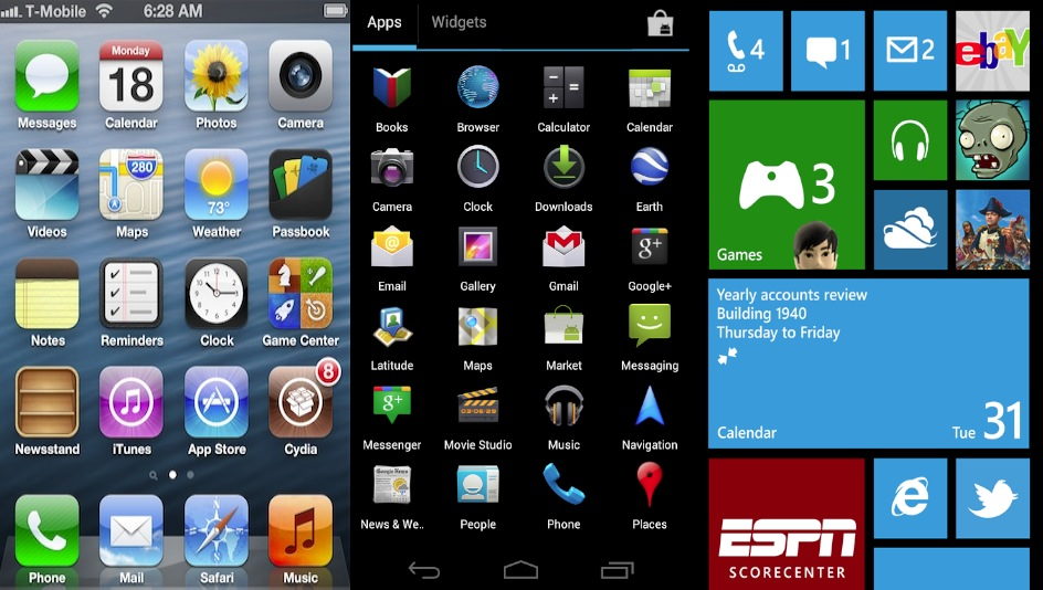 What is your favorite Mobile OS?