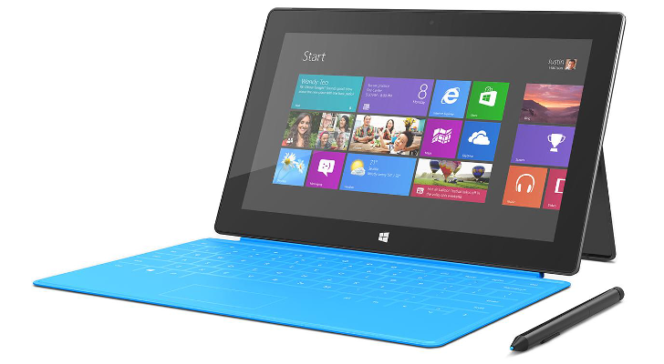 MS Surface Pro 2