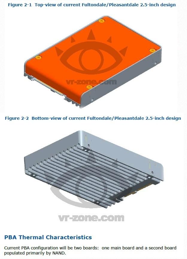 Intel (Intel's new SSDs)