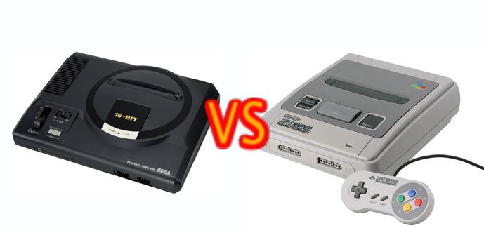Sega or Nintendo