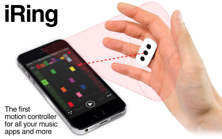 iRing motion controller
