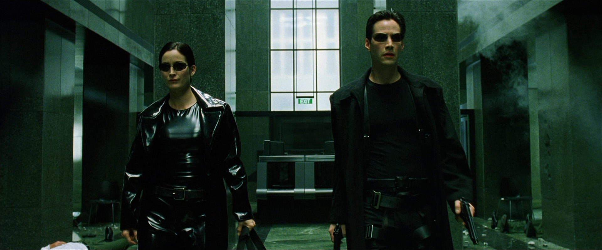 Technology related Movies The Matrix