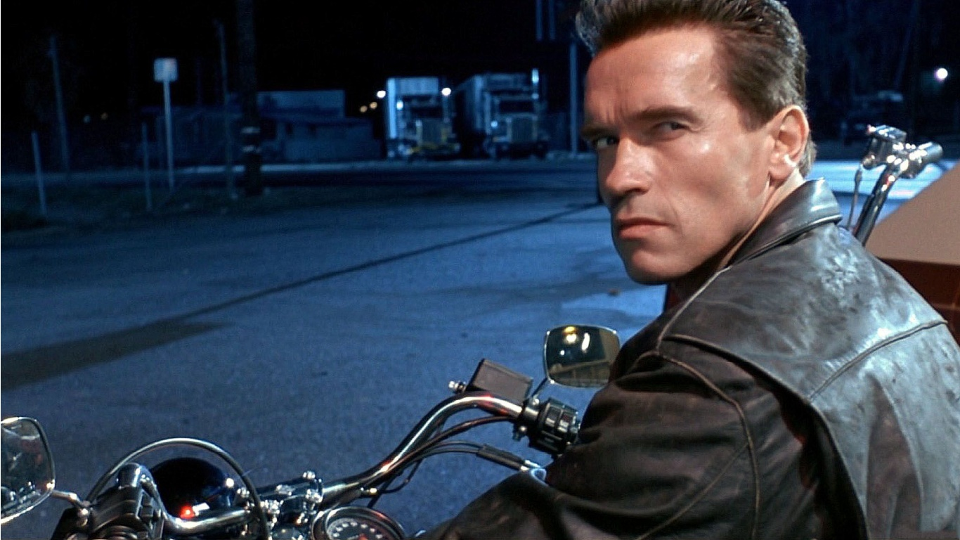 Technology related Movies Terminator 2