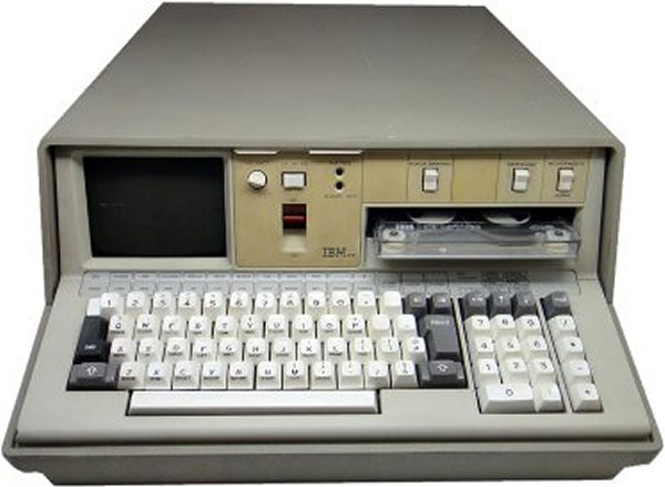 IBM Portable 5100, the evolution of the Laptop