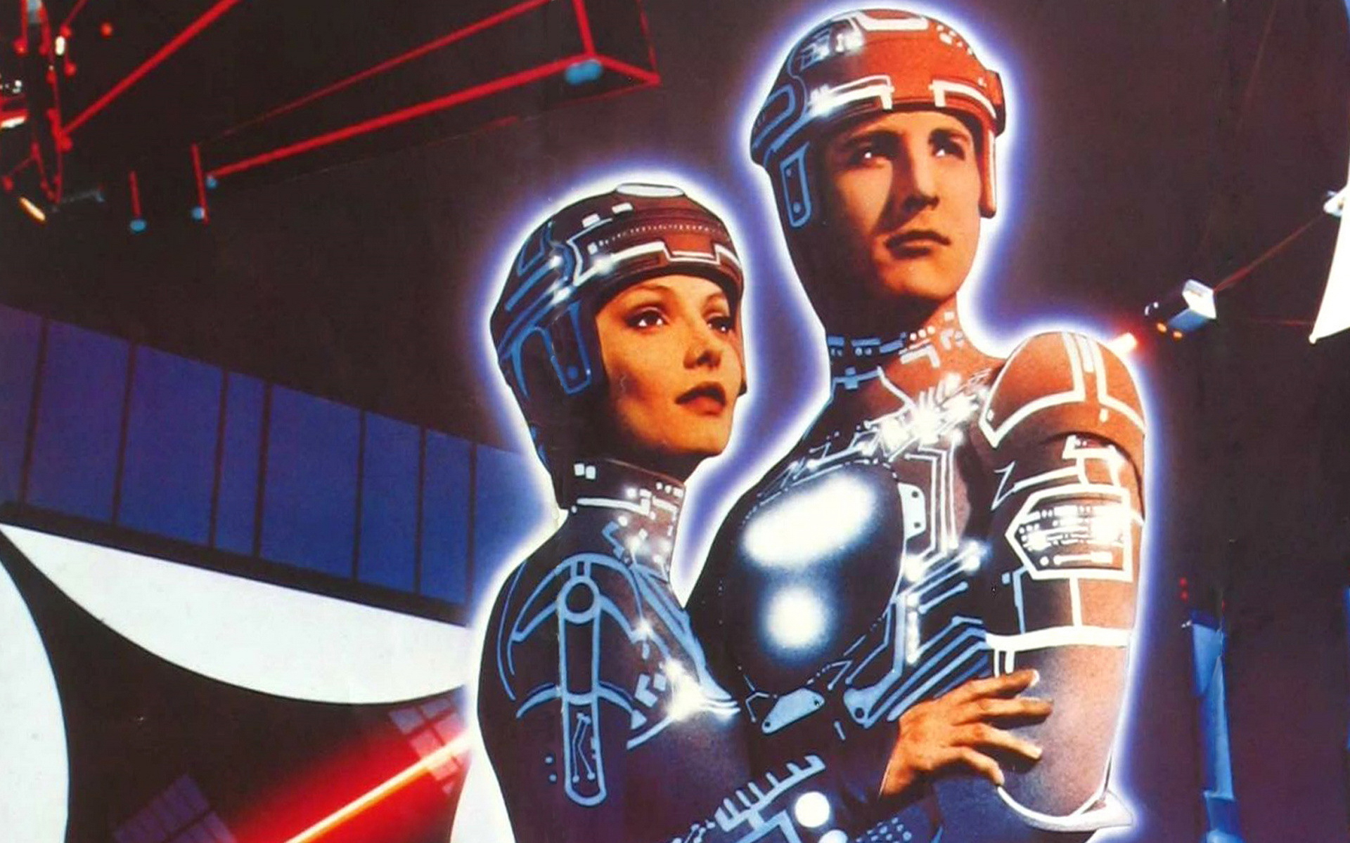 Technology related Movies - Tron