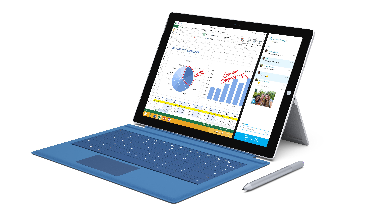 Microsoft Surface Pro 3 Microsoft Surface Pro 3