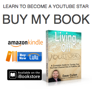 Living Off YouTube: A Complete Guide to turning your YouTube channel into a Full-time Job
