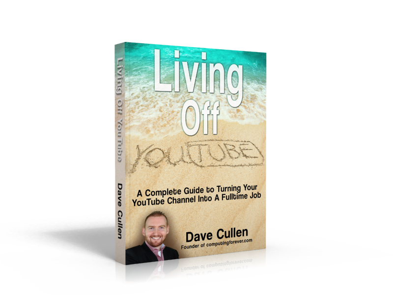 Make a living off YouTube and increase your views on your YouTube Videos