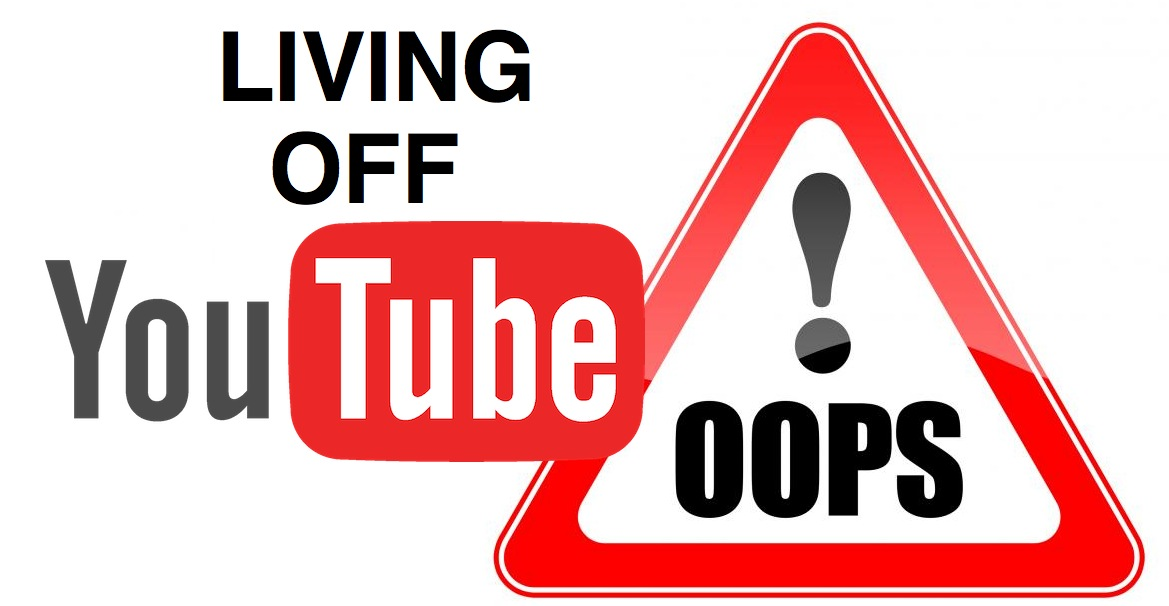 living off youtube