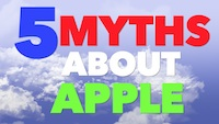 5-myths-about-apple