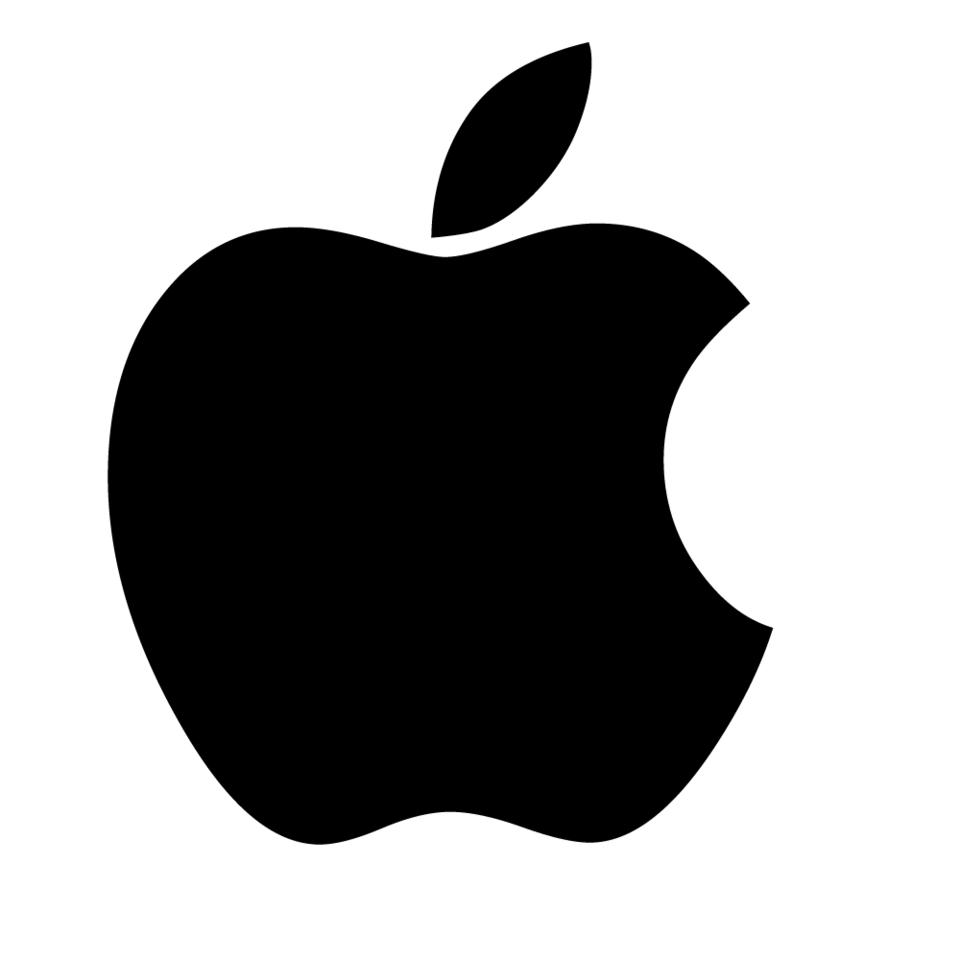 The myth about the Apple logo