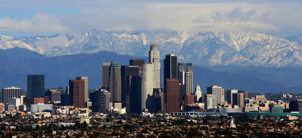 Los Angeles is fast becoming known as Silicon Beach