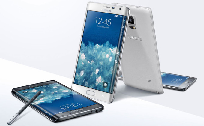 IFA 2014 Highlights - Samsung Galaxy Note Edge