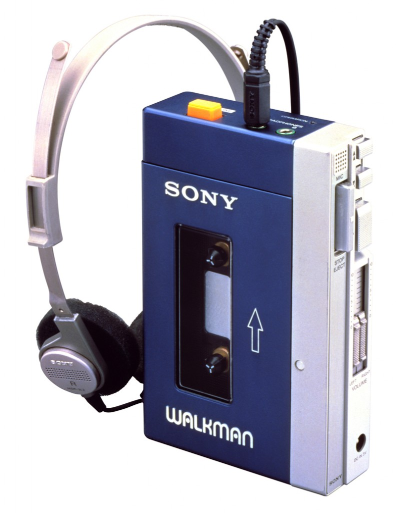 Sony Walkman - changing mobile tech products forever