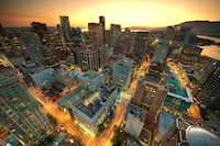 Downtown_Vancouver_Sunset