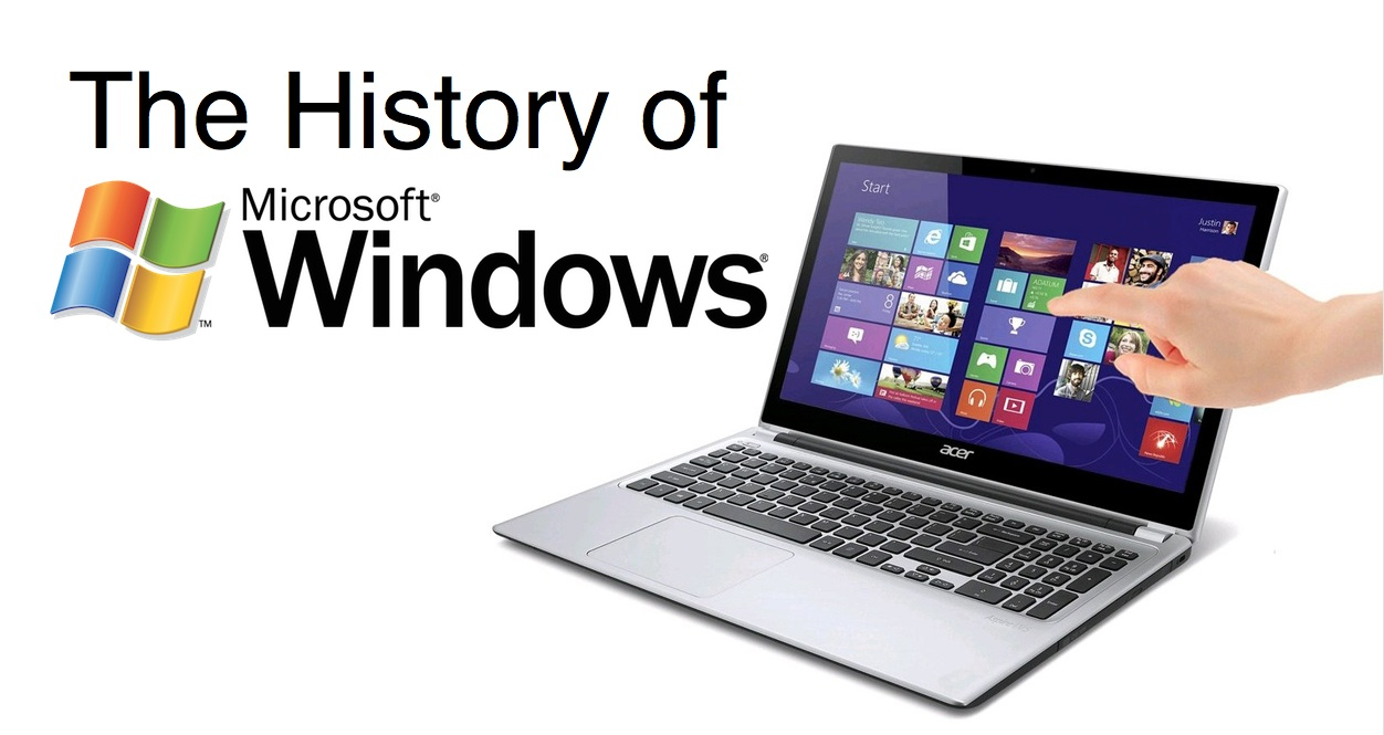 the complete history of windows operating A brief history of windows mobile the new windows xp operating system windows mobile 2003 there is a complete change as to what the new operating system.