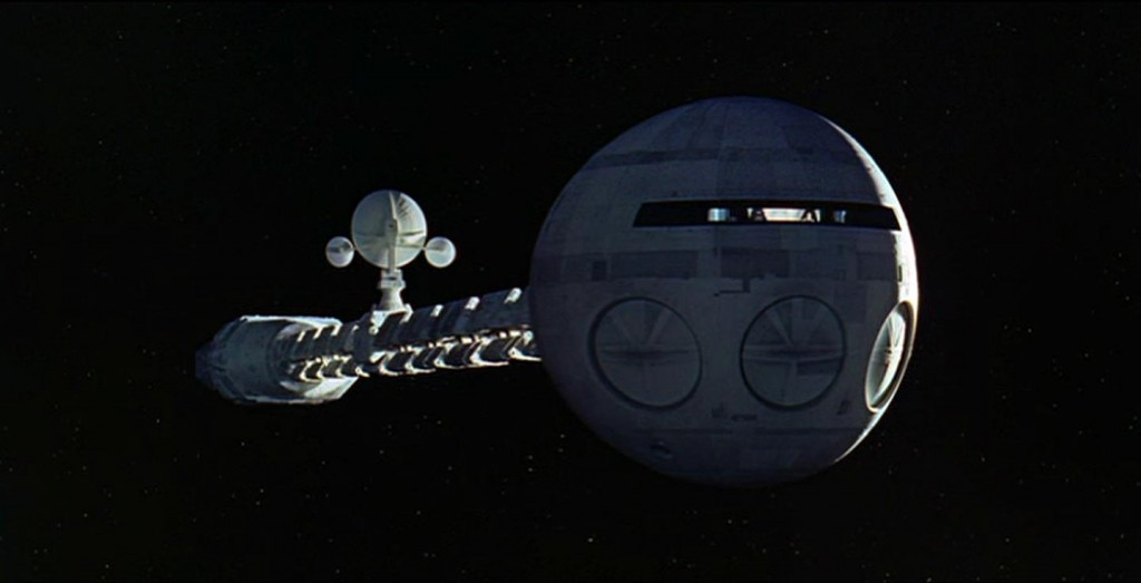 Spaceships: The Discovery One from 2001: A Space Odyssey