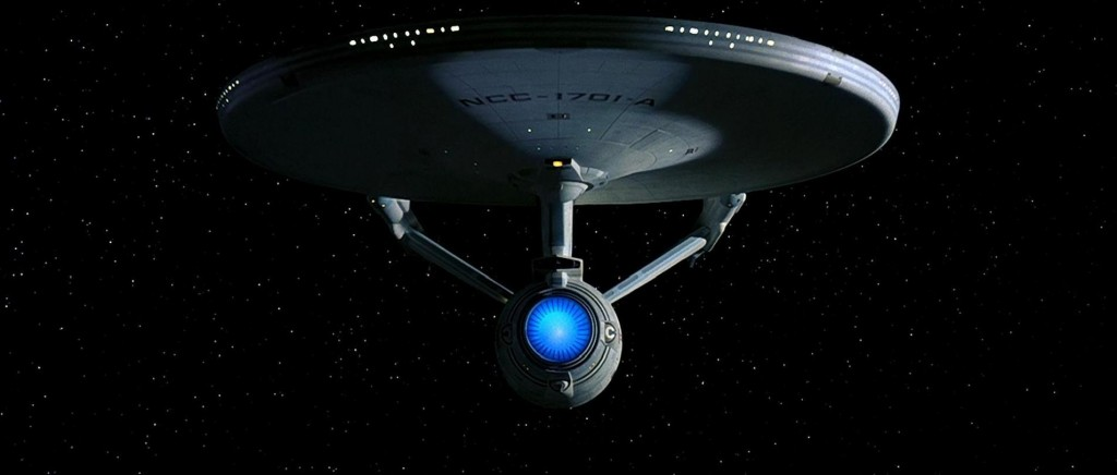 Spaceships: USS Enterprise A