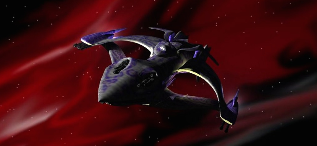 Spaceships: The Whitestar from Babylon 5