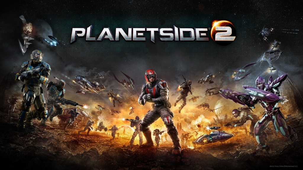 PlanetSide 2 - Free-to-play Steam Games