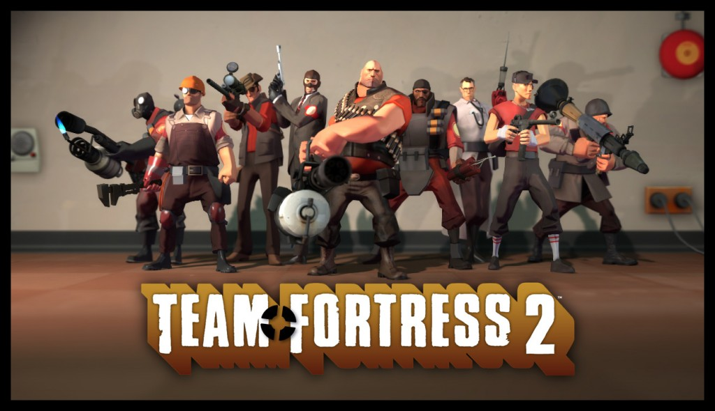Team Fortress 2 - Free-to-play Steam Games