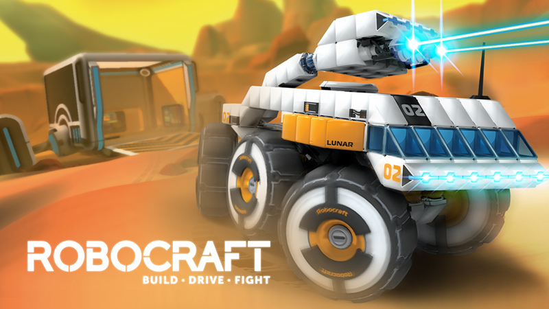 Robocraft - Free-to-play Steam Games