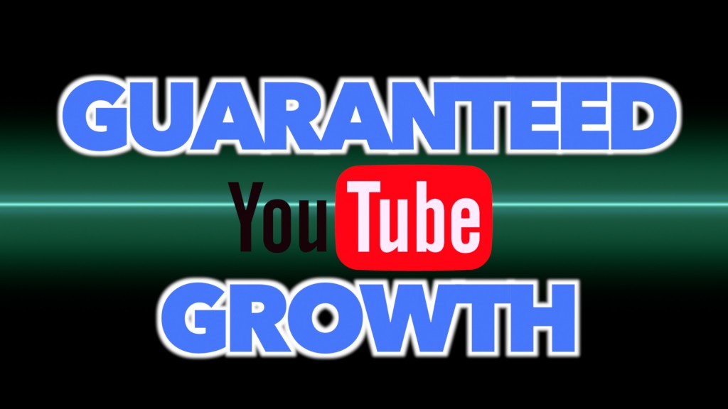 Guaranteed YouTube Growth - Become More Popular on YouTube, Become More Popular on YouTube, Become More Popular on YouTube