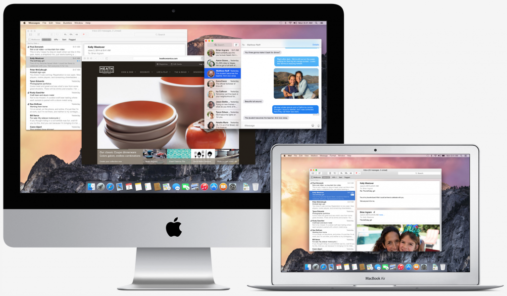 Apple Mac - iMac & MacBook Pro
