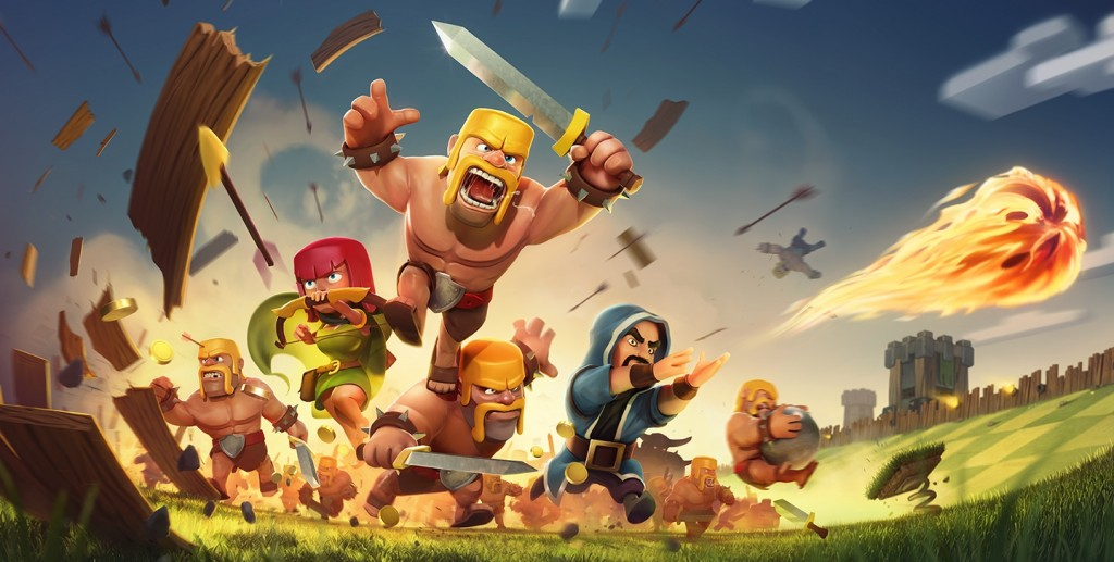 Clash of Clans - Free Android Games