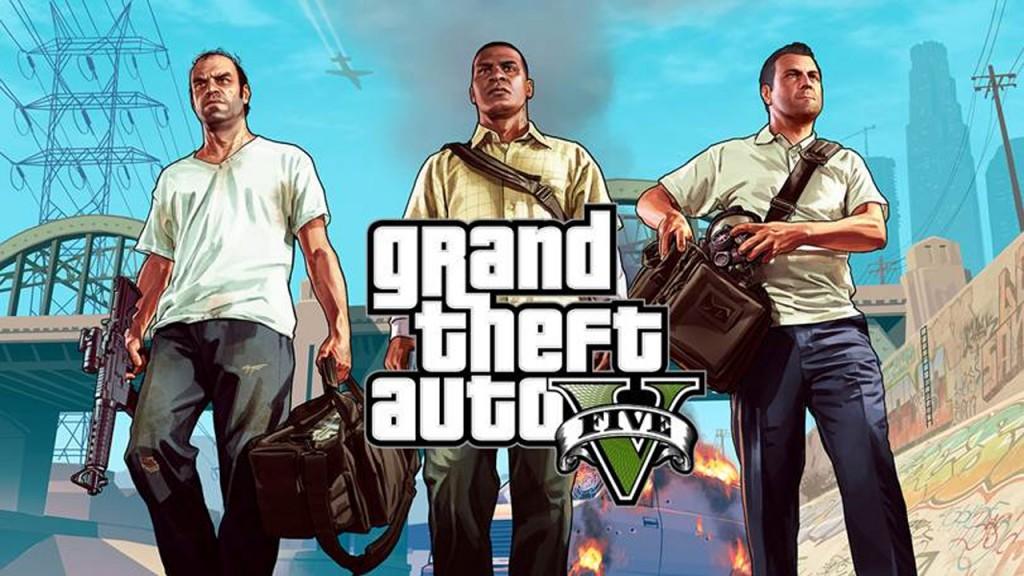GTV V - Games