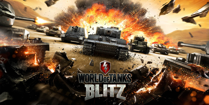 World of Tanks Blitz - free android games