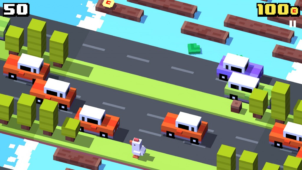 Crossy Road - free android games