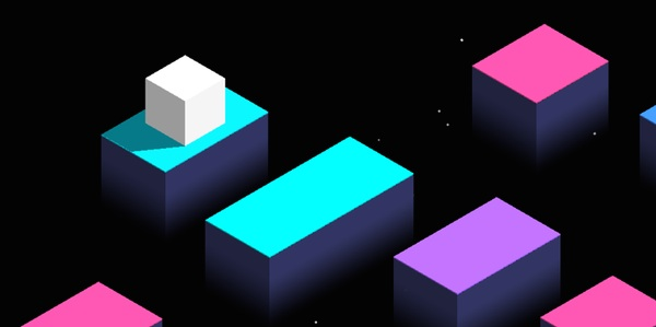 Cube Jump - free android games
