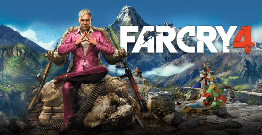 games - Farcry 4