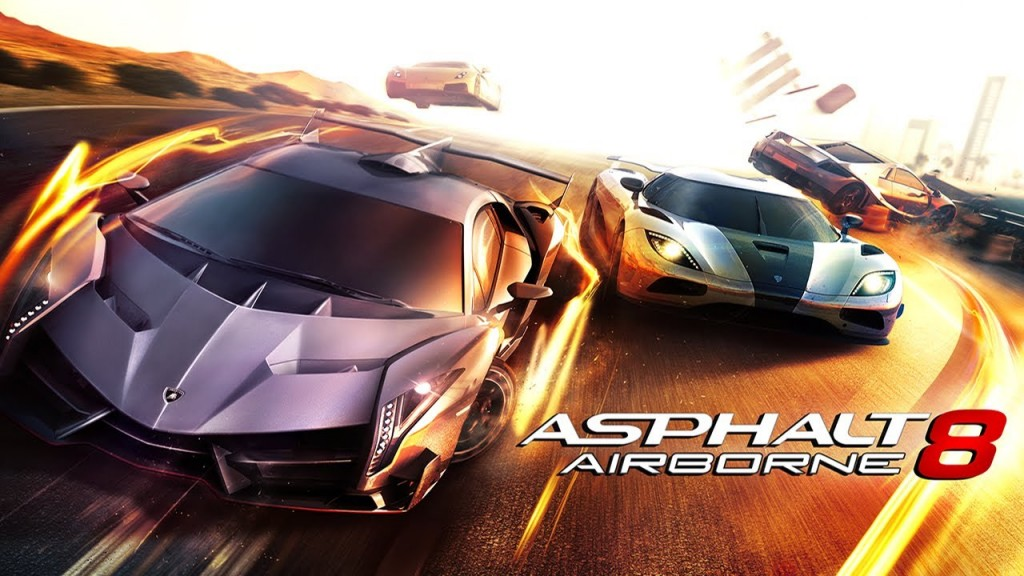 Asphalt 8: Airborne - free android games