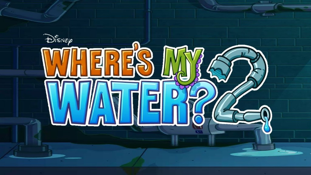 Where's my water 2 - free android games