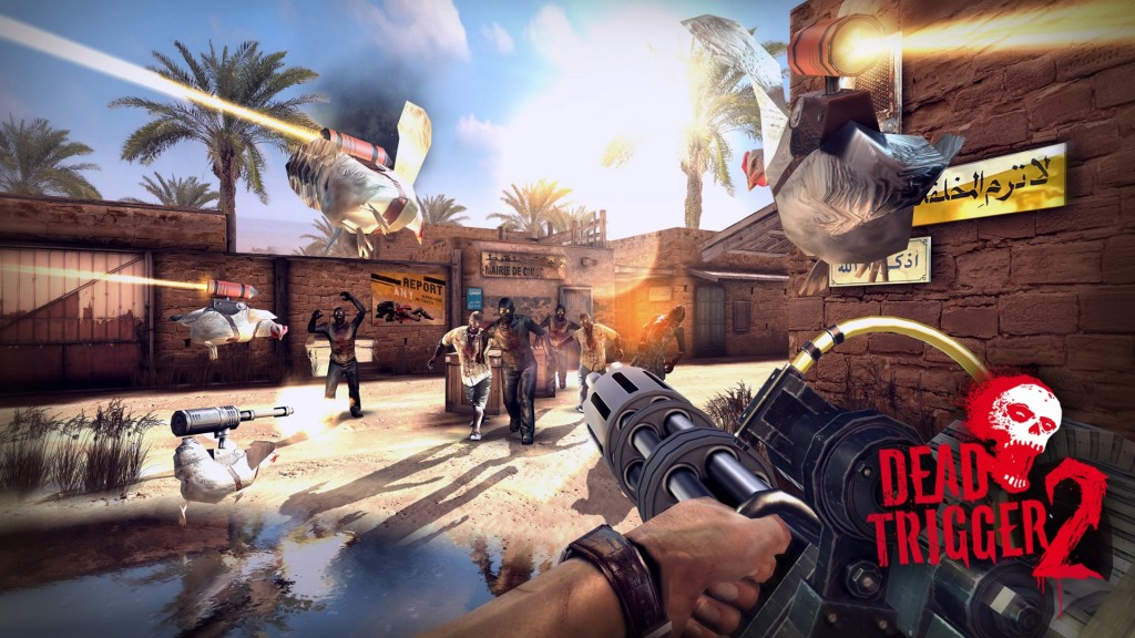 Dead Trigger 2 - Free Android Games