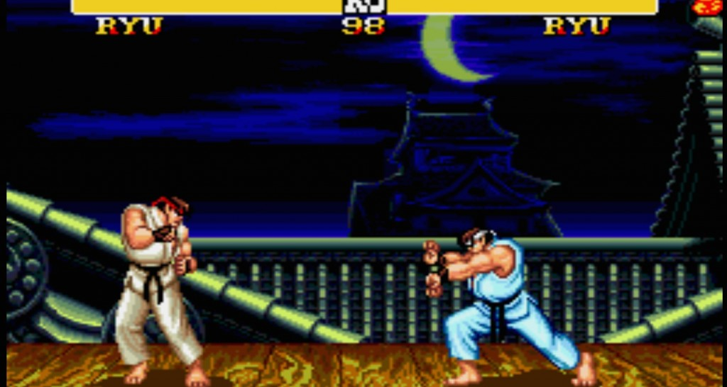 Games - Street Fighter 2: Turbo