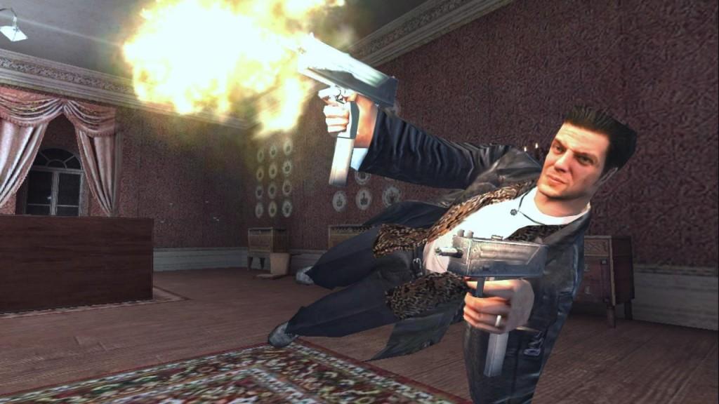 Max Payne - Games