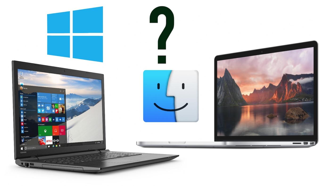 Mac or a PC?