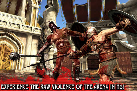 Blood and Glory - free ipad games