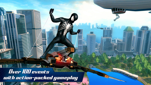 Spider-Man: Unlimited - free ipad games