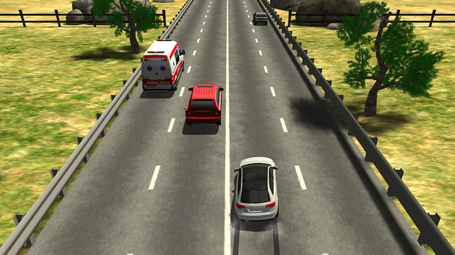 Traffic Racer - free ipad games