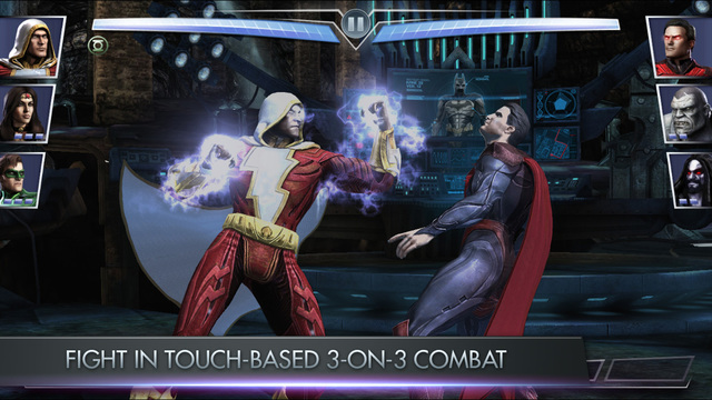 InJustice: Gods Among Us - free ipad games