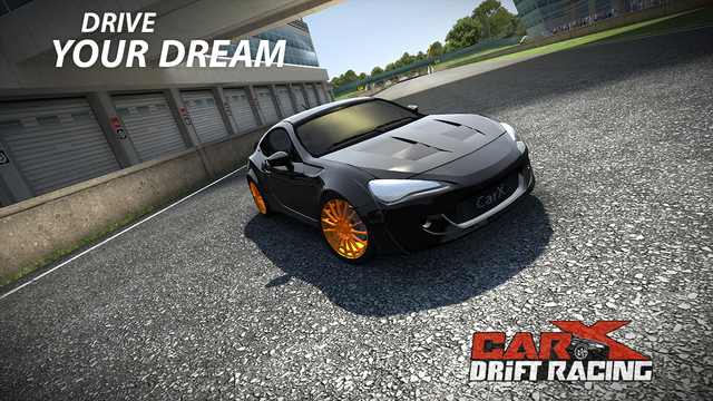 CarX Drift Racing - free ipad games
